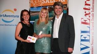 RTÉ Travel's Deirdre Mullins wins Long Haul Award