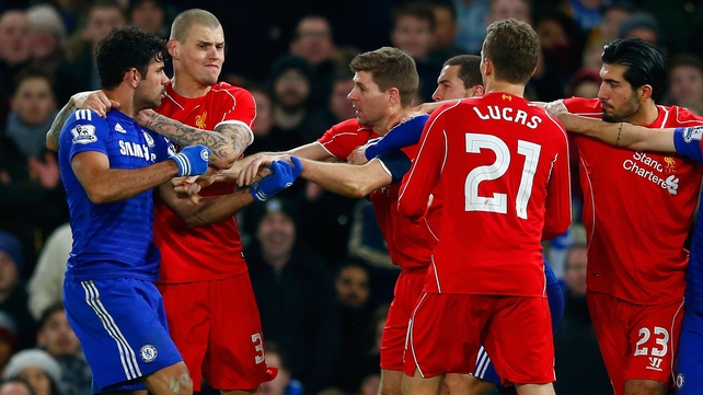 Diego Costa to contest violent conduct charge