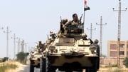 Egypt's government faces an Islamist insurgency based in Sinai