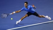 Novak Djokovic converted seven of the 17 break points he created on Stan Wawrinka's serve at Rod Laver Arena.