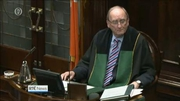 Six One News: Ceann Comhairle denies bowing to pressure over garda Dáil debate