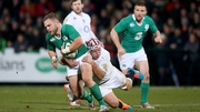 Morning Ireland: Belfast's call - rugby squad trains in Northern Irelan