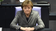 Angela Merkel said bank have already slashed billions from Greece's debt