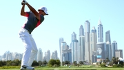 Once again, Rory McIlroy avoiding dropping any shots in the sunshine