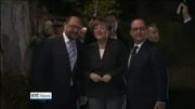 One News: Merkel rules out debt relief for Greece