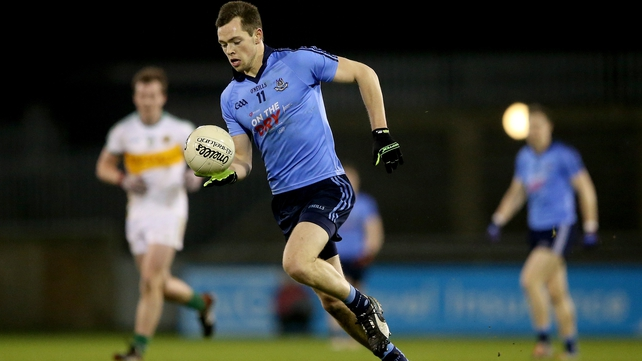 GAA teams: Dublin hoping to roll with Rock