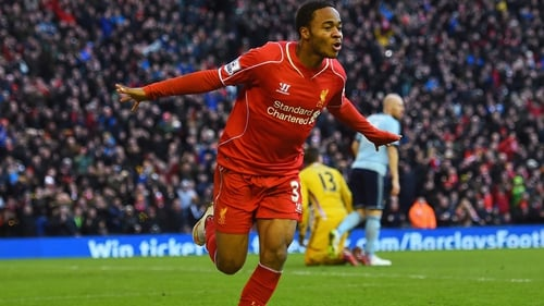Liverpool star Raheem Sterling continues to be linked with a move away from Liverpool