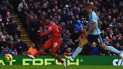 Daniel Sturrdige slotted home Liverpool's second
