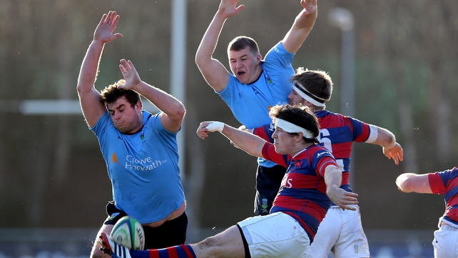 Ulster Bank League round-up: 31 January