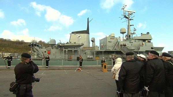 In 35 years of service LÉ Aoife travelled in excess of 600,000 nautical miles