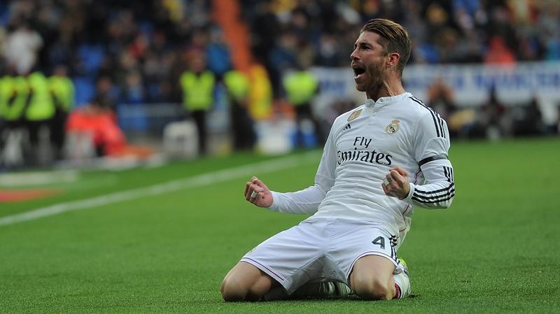 Slikovni rezultat za Real Madrid captain Sergio Ramos 'did not breach anti-doping rules' after Champions League