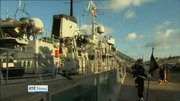 Nine News: Longest serving naval service vessel decommisioned