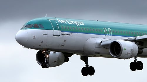 The Aer Lingus pilot reportedly saw a drone 150m from the plane's wing