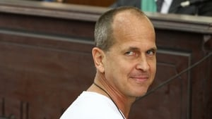 Peter Greste was arrested and held by Egyptian authorities for more than a year