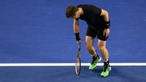 Andy Murray was restricted to a bagel in the fourth set as Novak Djokovic powered to victory in the Australian Open final