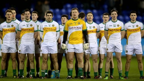 Offaly play Dublin in Parnell Park at 8pm