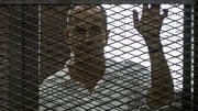 Peter Greste was jailed on charges of aiding the outlawed Muslim Brotherhood