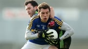Mayo's Mark Ronaldson and David Moran (front) of Kerry