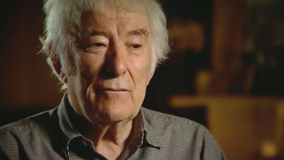 Heaney is 'A Poem For Ireland' Winner