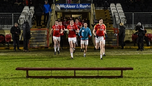 Tyrone suffered a seven-point defeat to Monaghan