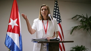 Cuban Foreign Ministry Director for North America Josefina Vidal