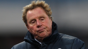 Redknapp's last management job in England was with QPR
