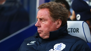 Harry Redknapp said ill-health had been a factor in his decision