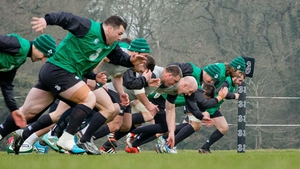 Ireland must negate an Italy pack with huge experience in Rome on Saturday