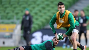 Conor Murray is fully fit ahead of Ireland's clash with Italy