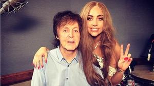 Macca and Gaga