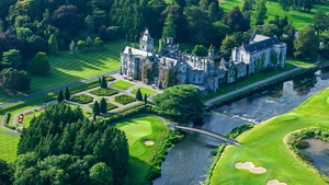 The five-star hotel and golf course was put on the market by CBRE last year with a guide price of €25m