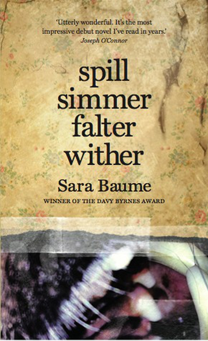 """Spill Simmer Falter Wither"" by Sara Baume"
