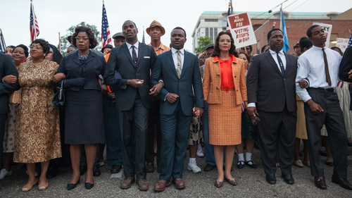 Selma brings real and terrible events into tense and urgent life