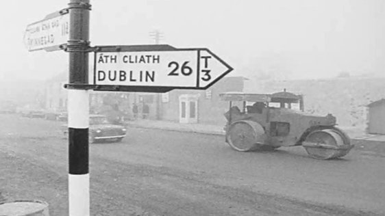 Steamroller From Longford To Dublin