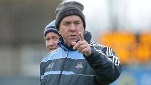 Dublin hurling manager Ger Cunningham