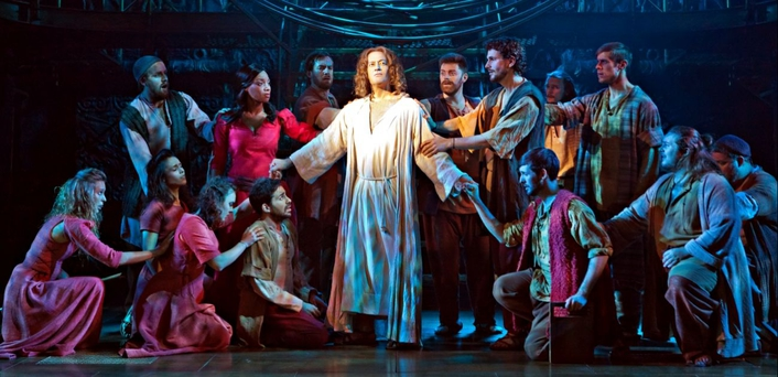 "Theatre review: ""Jesus Christ Superstar"""