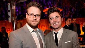 Rogen and Efron - Back for more laughs