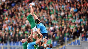 Ireland head the table after the opening weekend of the championship