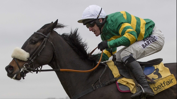 Tony McCoy: 'When I start something I want to finish it'
