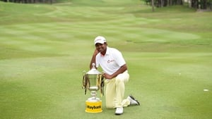 Lahiri followed up his brilliant 62 in the third round with a four-under-par 68