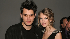 John Mayer and Taylor Swift in 2009