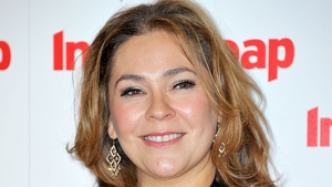 Barber-Lane - Plays Myra McQueen in Hollyoaks