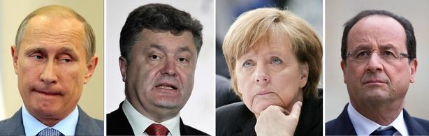 Optimista  Rusia respecto a solución del conflicto en Ucrania