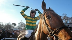 The Real McCoy - Champion jockey AP McCoy won the Hennessy Gold Cup the day after he announced his intention to retire