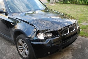The driver of a black BMW was arrested and is expected to be charged with leaving the scene of a fatal accident