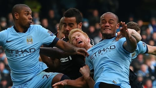 Paul McShane was back at the heart of the Hull defence on Saturday