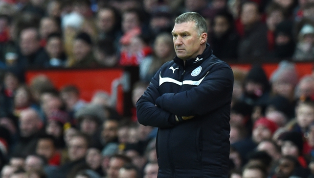 Leicester sack manager Nigel Pearson
