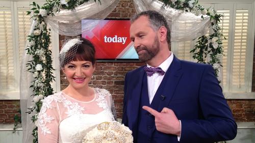 Maura and Dáithí might attend your wedding!