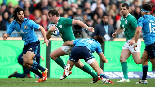 Ireland centre Robbie Henshaw is fit to face Romania after shaking off a hamstring injury