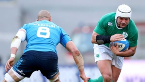 Sergio Parisse could be fit to face Ireland next weekend